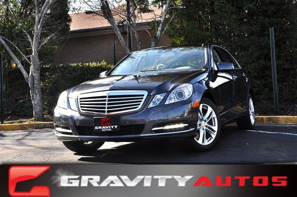 Used 2011 Mercedes-Benz E-Class E350 Luxury for sale Sold at Gravity Autos in Roswell GA 30076 1