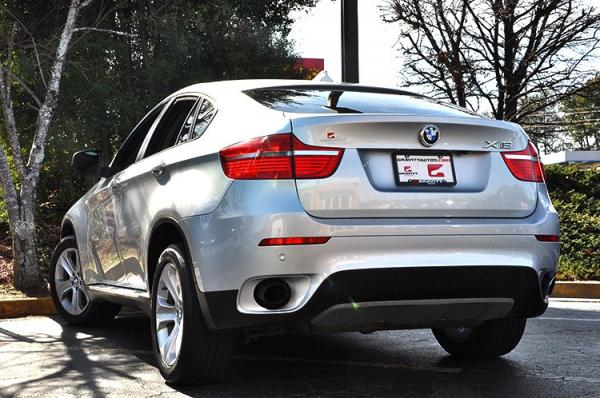 Used 2011 BMW X6 35i for sale Sold at Gravity Autos in Roswell GA 30076 4