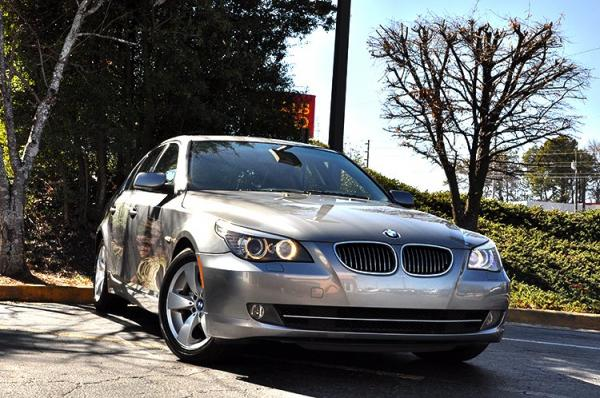 Used 2008 BMW 5 Series 528i for sale Sold at Gravity Autos in Roswell GA 30076 2