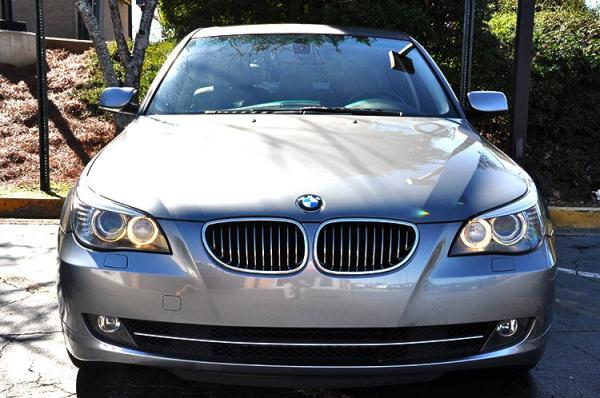 Used 2008 BMW 5 Series 528i for sale Sold at Gravity Autos in Roswell GA 30076 3