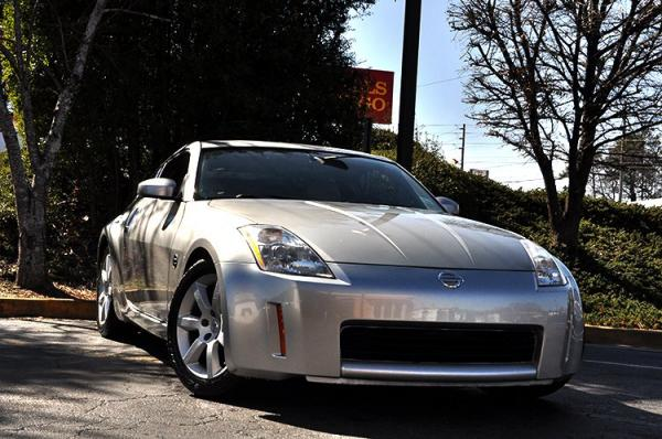 Used 2005 Nissan 350Z Enthusiast for sale Sold at Gravity Autos in Roswell GA 30076 2