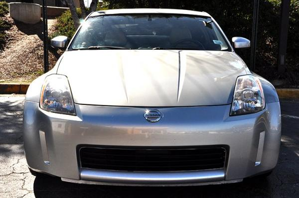Used 2005 Nissan 350Z Enthusiast for sale Sold at Gravity Autos in Roswell GA 30076 3