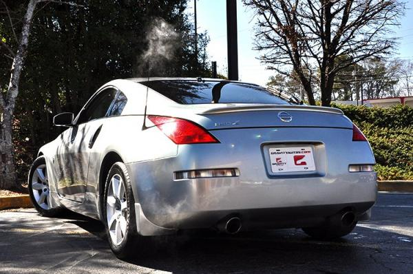 Used 2005 Nissan 350Z Enthusiast for sale Sold at Gravity Autos in Roswell GA 30076 4