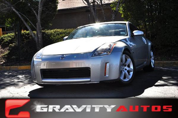 Used 2005 Nissan 350Z Enthusiast for sale Sold at Gravity Autos in Roswell GA 30076 1