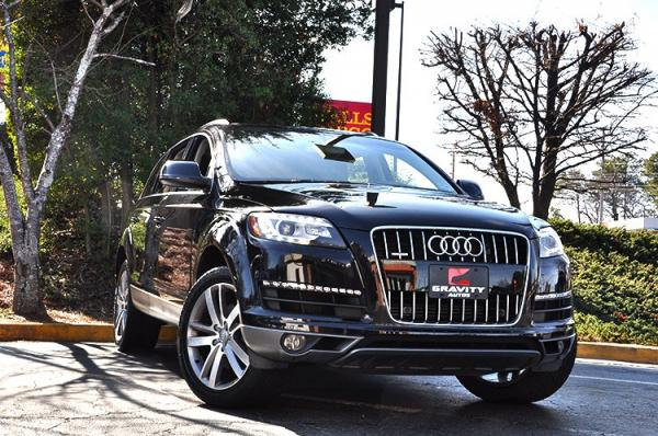 Used 2013 Audi Q7 3.0T Premium Plus for sale Sold at Gravity Autos in Roswell GA 30076 2