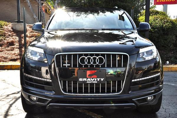 Used 2013 Audi Q7 3.0T Premium Plus for sale Sold at Gravity Autos in Roswell GA 30076 3