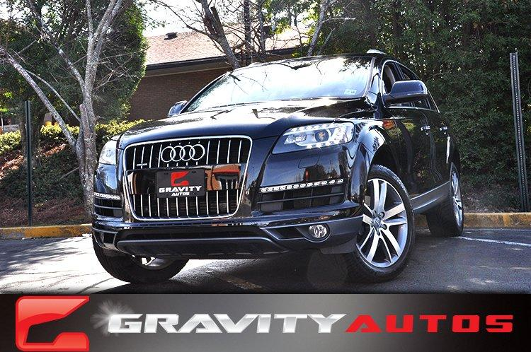 Used 2013 Audi Q7 3.0T Premium Plus for sale Sold at Gravity Autos in Roswell GA 30076 1
