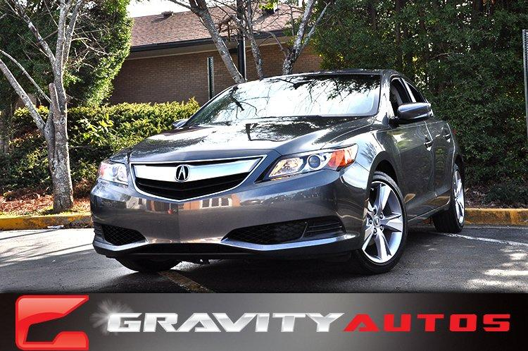 Used 2014 Acura ILX for sale Sold at Gravity Autos in Roswell GA 30076 1