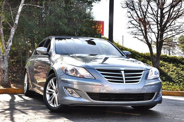 Used 2014 Hyundai Genesis 3.8L for sale Sold at Gravity Autos in Roswell GA 30076 2