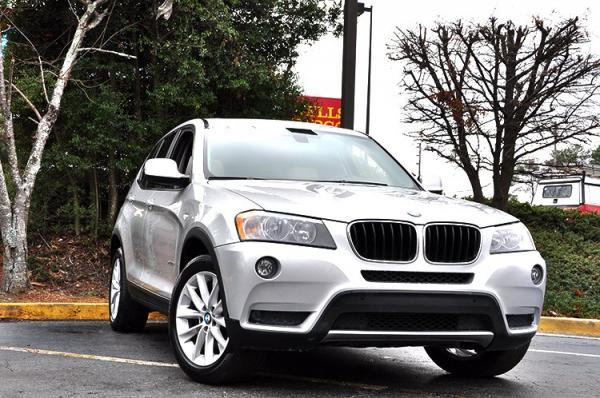 Used 2014 BMW X3 X3 xDrive28i for sale Sold at Gravity Autos in Roswell GA 30076 2