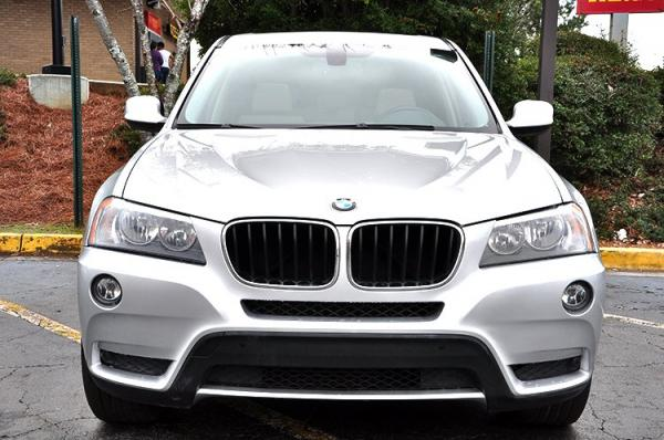Used 2014 BMW X3 X3 xDrive28i for sale Sold at Gravity Autos in Roswell GA 30076 3