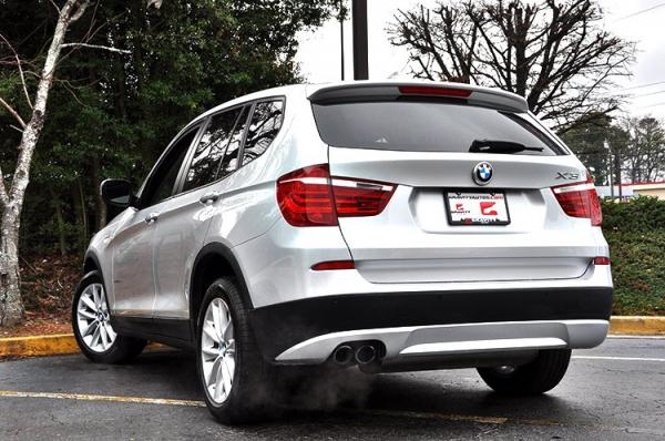 Used 2014 BMW X3 X3 xDrive28i for sale Sold at Gravity Autos in Roswell GA 30076 4