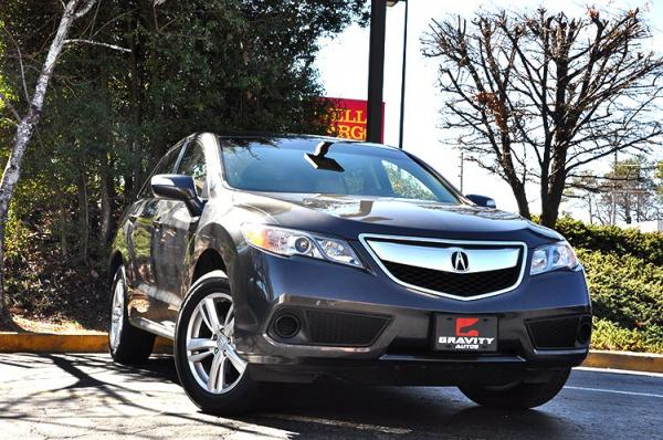 Used 2013 Acura RDX for sale Sold at Gravity Autos in Roswell GA 30076 2