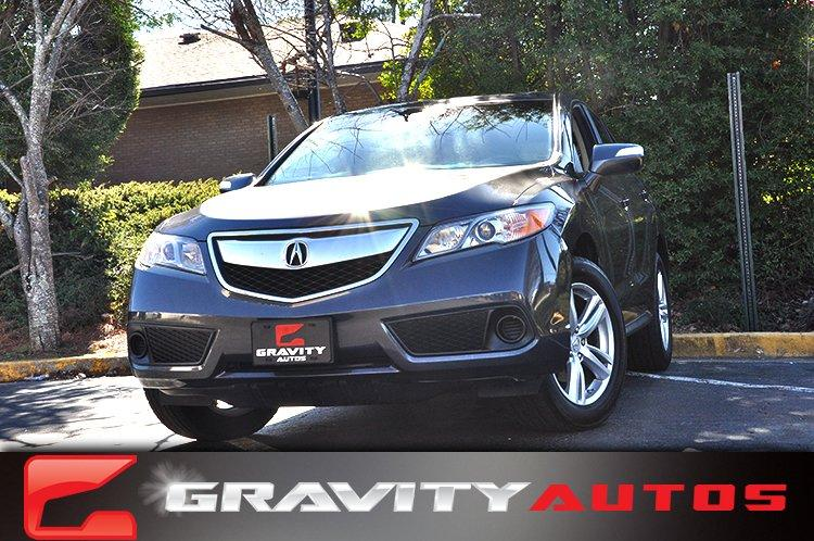Used 2013 Acura RDX for sale Sold at Gravity Autos in Roswell GA 30076 1