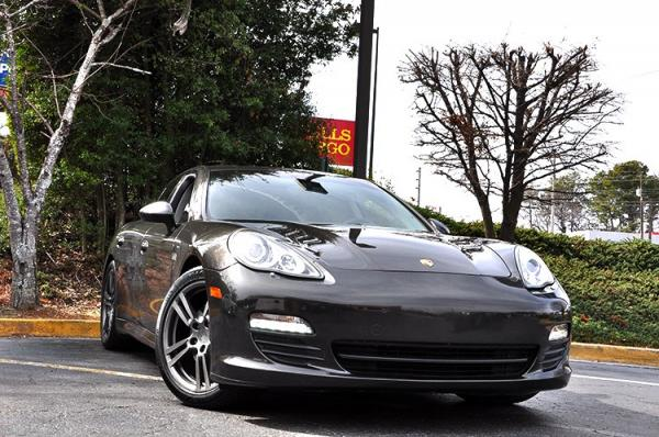 Used 2012 Porsche Panamera for sale Sold at Gravity Autos in Roswell GA 30076 2