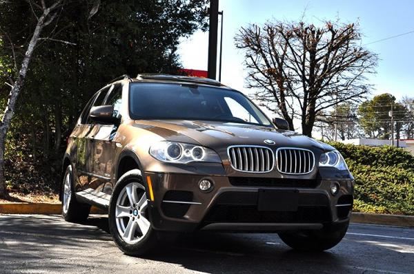 Used 2012 BMW X5 35d for sale Sold at Gravity Autos in Roswell GA 30076 2