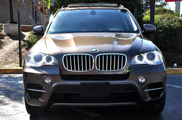 Used 2012 BMW X5 35d for sale Sold at Gravity Autos in Roswell GA 30076 3