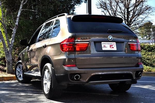 Used 2012 BMW X5 35d for sale Sold at Gravity Autos in Roswell GA 30076 4