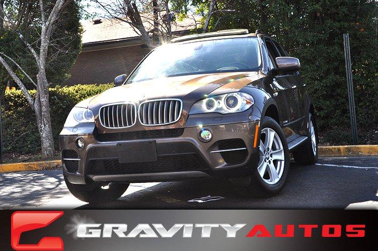 Used 2012 BMW X5 35d for sale Sold at Gravity Autos in Roswell GA 30076 1