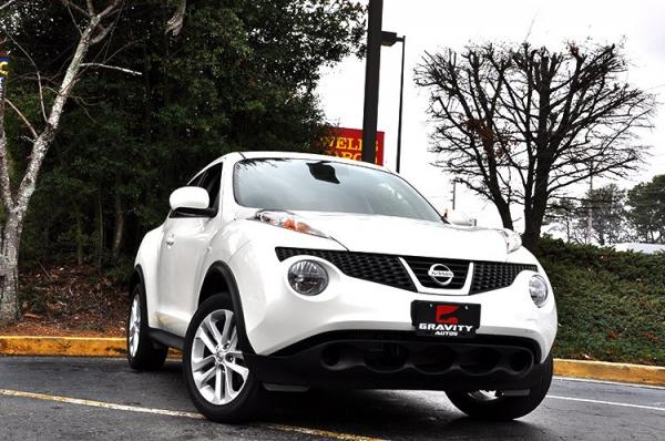 Used 2013 Nissan JUKE SV for sale Sold at Gravity Autos in Roswell GA 30076 2