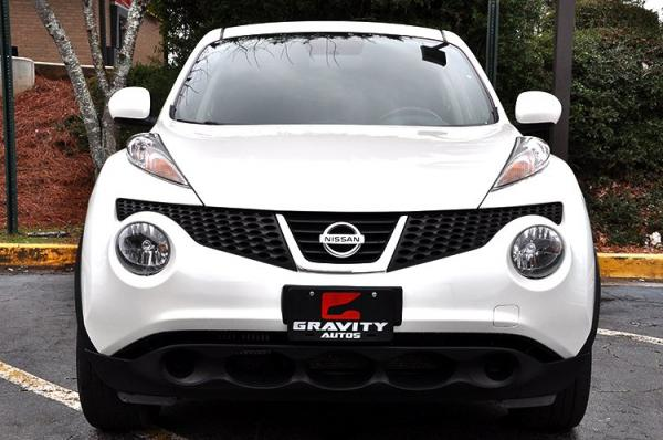 Used 2013 Nissan JUKE SV for sale Sold at Gravity Autos in Roswell GA 30076 3