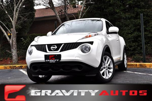 Used 2013 Nissan JUKE SV for sale Sold at Gravity Autos in Roswell GA 30076 1