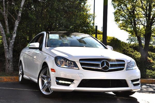 Used 2013 Mercedes-Benz C-Class C 350 for sale Sold at Gravity Autos in Roswell GA 30076 2