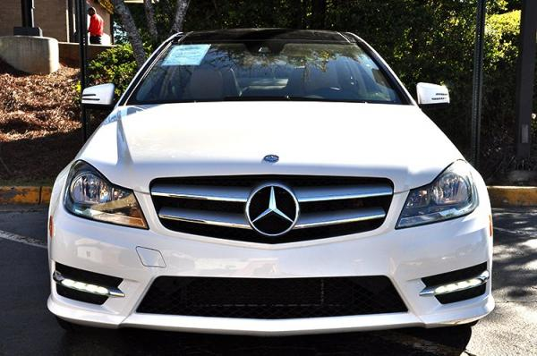 Used 2013 Mercedes-Benz C-Class C 350 for sale Sold at Gravity Autos in Roswell GA 30076 3