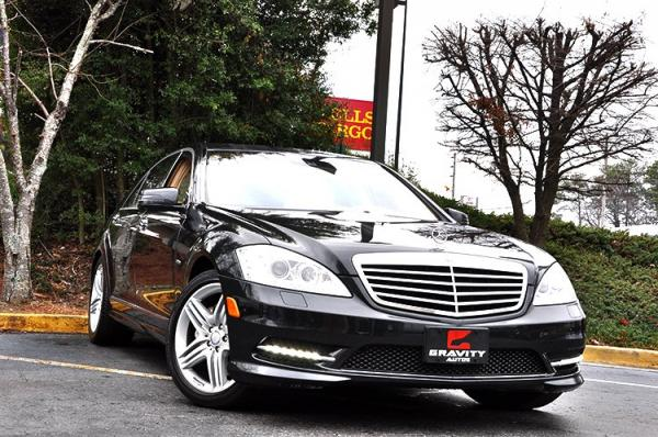 Used 2012 Mercedes-Benz S-Class S550 for sale Sold at Gravity Autos in Roswell GA 30076 2
