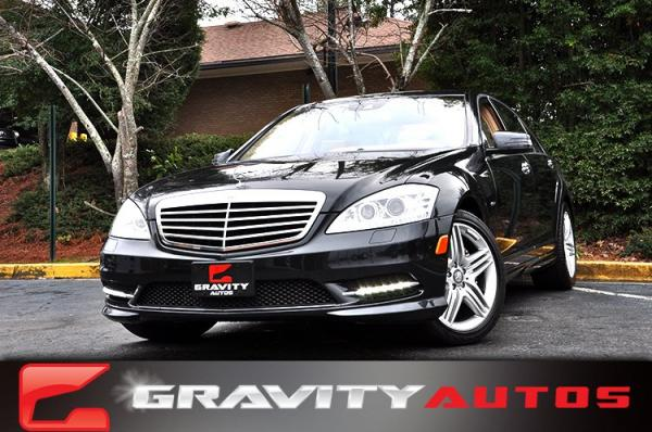Used 2012 Mercedes-Benz S-Class S550 for sale Sold at Gravity Autos in Roswell GA 30076 1