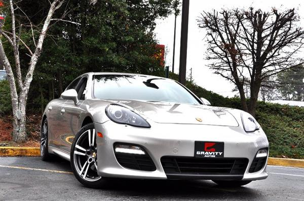 Used 2013 Porsche Panamera S for sale Sold at Gravity Autos in Roswell GA 30076 2
