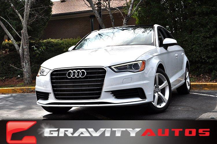 Used 2015 Audi A3 1.8T Premium for sale Sold at Gravity Autos in Roswell GA 30076 1