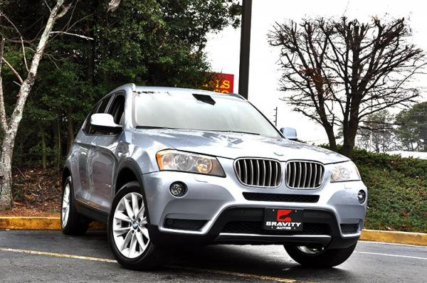 Used 2014 BMW X3 xDrive28i for sale Sold at Gravity Autos in Roswell GA 30076 2