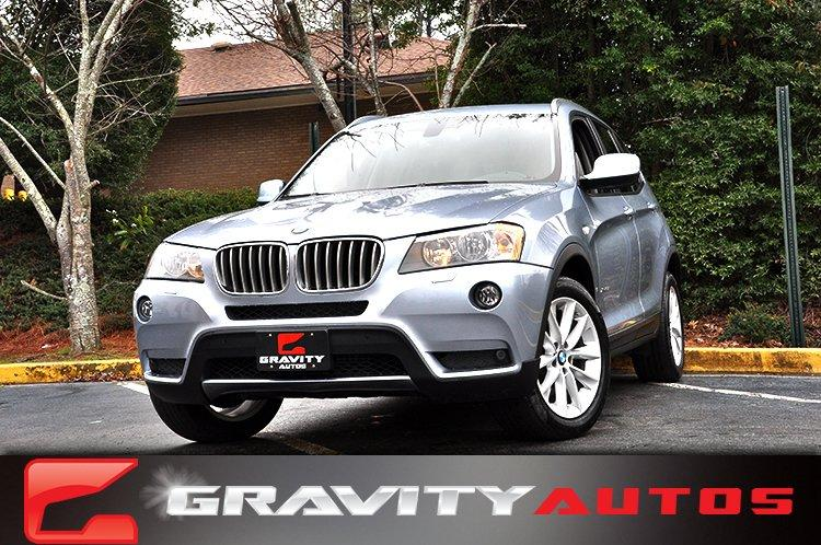 Used 2014 BMW X3 xDrive28i for sale Sold at Gravity Autos in Roswell GA 30076 1
