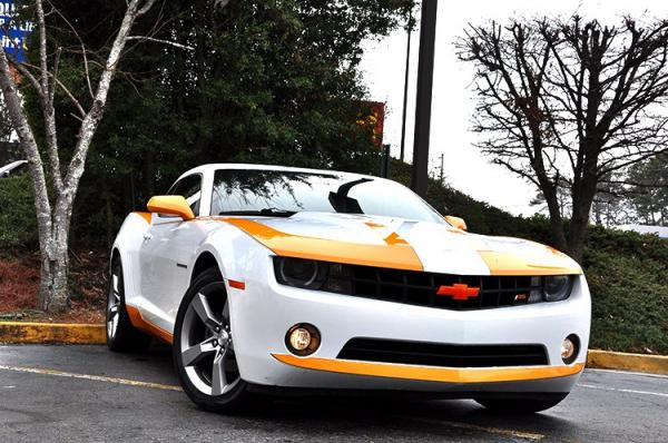 Used 2010 Chevrolet Camaro 2LT for sale Sold at Gravity Autos in Roswell GA 30076 2