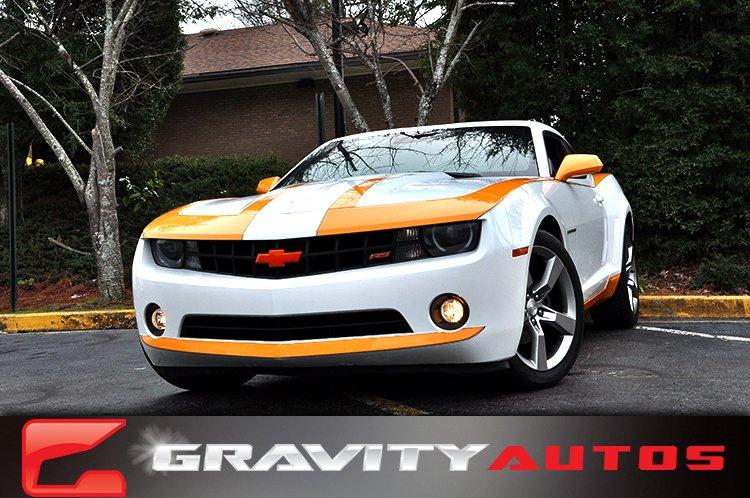 Used 2010 Chevrolet Camaro 2LT for sale Sold at Gravity Autos in Roswell GA 30076 1