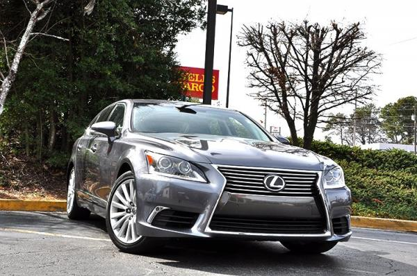 Used 2014 Lexus LS 460 LS 460 for sale Sold at Gravity Autos in Roswell GA 30076 2